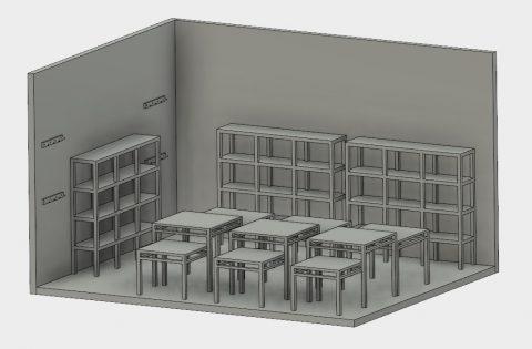 3D Visual